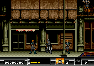 Batman (Japan) In game screenshot