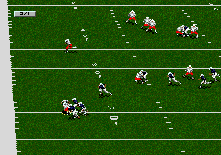 College Football's National Championship II (USA) In game screenshot