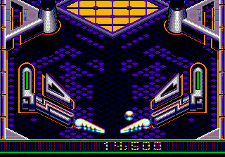 Crue Ball (Japan) In game screenshot