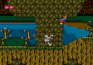 DecapAttack (USA, Europe) In game screenshot