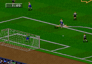 FIFA 98 - Road to World Cup (Europe) (En,Fr,Es,It,Sv) In game screenshot
