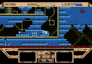 Fatal Rewind (USA, Europe) In game screenshot