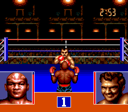 George Foreman's KO Boxing (Europe) In game screenshot