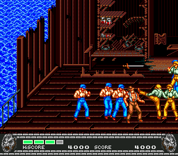 Growl (USA) In game screenshot