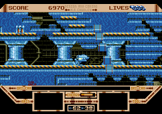 Killing Game Show, The (Japan) In game screenshot