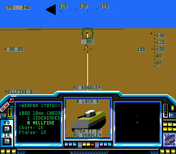 LHX Attack Chopper (Japan) In game screenshot