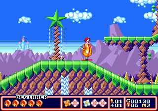 McDonald's Treasure Land Adventure (USA) In game screenshot