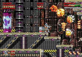 Mega Turrican ROM Download for Sega Genesis - CoolROM.com