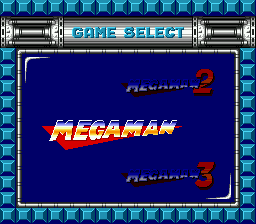 Megaman - The Wily Wars (Europe) In game screenshot