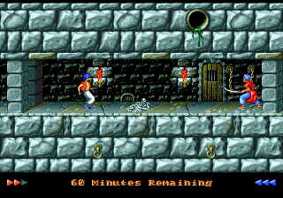 Prince of Persia (USA) In game screenshot