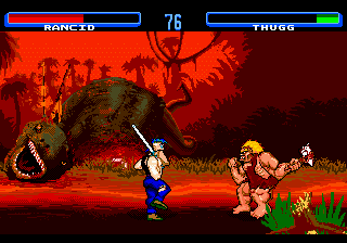 Time Killers (USA) In game screenshot