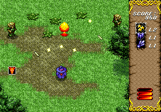 Twinkle Tale (Japan) In game screenshot