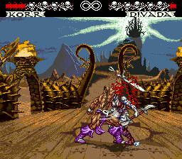 Weaponlord (USA) In game screenshot