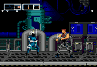 X-Perts (USA) In game screenshot