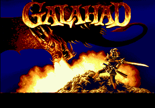 Legend of Galahad, The (USA, Europe) Title Screen