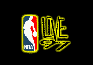 NBA Live 97 (USA, Europe) Title Screen