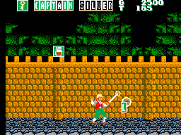Captain Silver (USA) In game screenshot