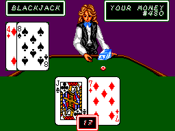 Casino Games (USA, Europe) In game screenshot