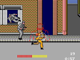 Dead Angle (USA, Europe) In game screenshot