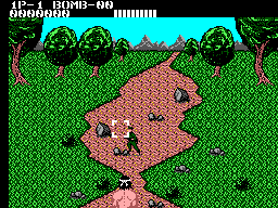 Double Hawk (Europe) In game screenshot