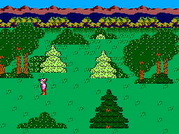 King's Quest - Quest for the Crown (USA) In game screenshot