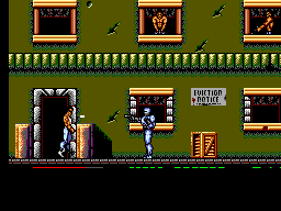 RoboCop 3 (Europe) In game screenshot