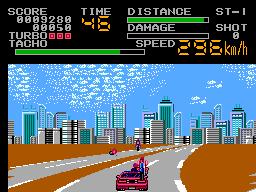 Special Criminal Investigation (Europe) In game screenshot