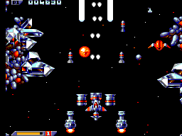 Xenon 2 - Megablast (Europe) (Virgin) In game screenshot