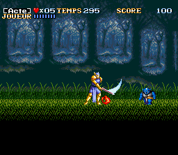 ActRaiser (France) In game screenshot