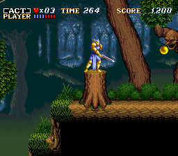 ActRaiser (USA) In game screenshot