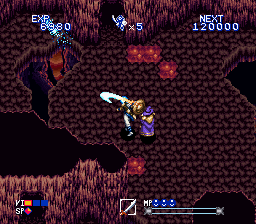 Alcahest (Japan) In game screenshot