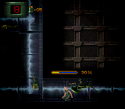Alien 3 (USA) (Beta) In game screenshot