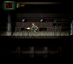 Alien 3 (USA) In game screenshot