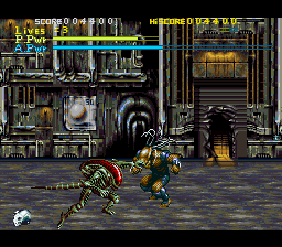 Alien vs. Predator (Europe) In game screenshot