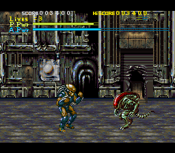 Alien vs. Predator (USA) In game screenshot