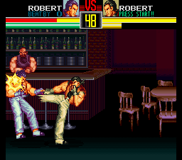 Art Of Fighting Usa Rom Snes Roms Emuparadise