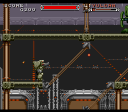 Assault Suits Valken (Japan) In game screenshot