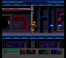 B.O.B. (Europe) In game screenshot