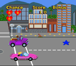 Barbie Super Model (USA) In game screenshot
