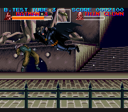 Batman Returns (Japan) In game screenshot