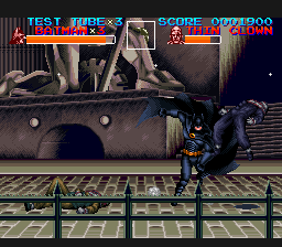 Batman Returns (USA) In game screenshot