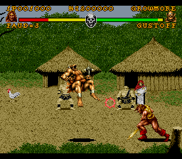 Battle Blaze (Japan) In game screenshot