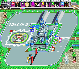 Battle Cross (Japan) In game screenshot