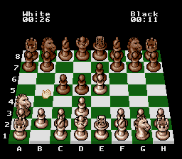 Chessmaster, The (USA) In game screenshot