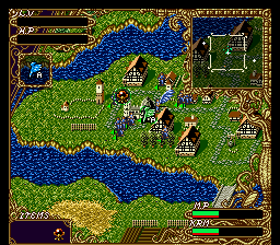 Dragon's Earth (Japan) In game screenshot