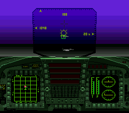 F-15 Super Strike Eagle (Japan) In game screenshot