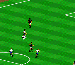 FIFA International Soccer (USA) In game screenshot
