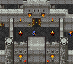 Final Fantasy IV - Easy Type (Japan) In game screenshot