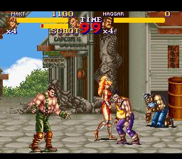Final Fight - Super Nintendo (SNES) ROM Download | RoyalRoms