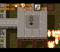 Fire Fighting (Japan) In game screenshot